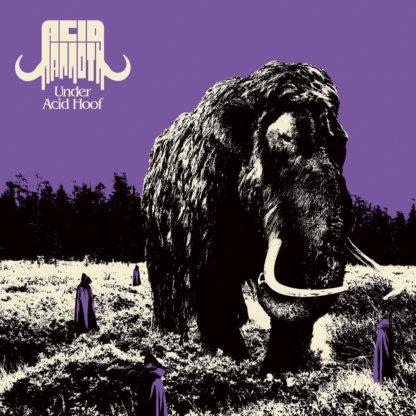 ACID MAMMOTH Under Acid Hoof - Vinyl LP (black purple   black)
