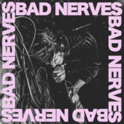 BAD NERVES S/t - Vinyl LP (white)