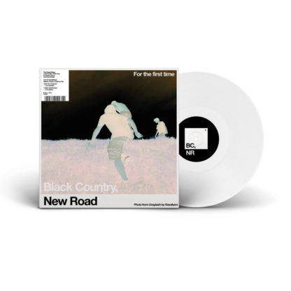 BLACK COUNTRY, NEW ROAD For The First Time - Vinyl LP (white)