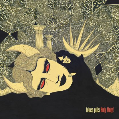 BLUES PILLS Holy Moly! - Vinyl LP (silver | black)
