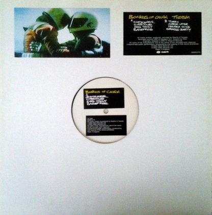 BOARDS OF CANADA Twoism - Vinyl LP (black)