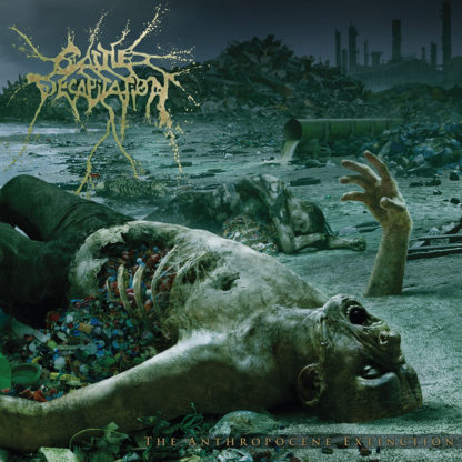 CATTLE DECAPITATION The Anthropocene Extinction - Vinyl LP (black)