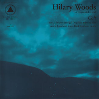 HILARY WOODS Colt - Vinyl LP (blue marble)