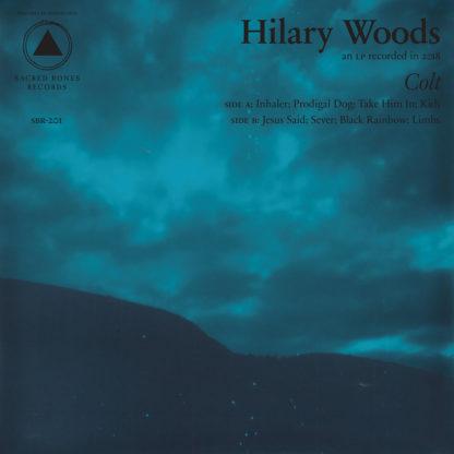 HILARY WOODS Colt - Vinyl LP (blue marble)