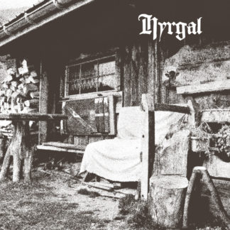 HYRGAL Serpentine - Vinyl LP (black)