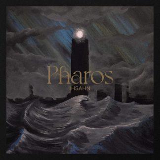 IHSAHN Pharos - Vinyl LP (turquoise white black swirl)