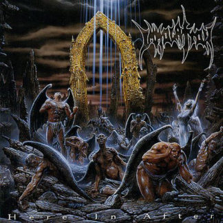 IMMOLATION Here In After - Vinyl LP (black)
