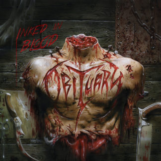 OBITUARY Inked In Blood - Vinyl 2xLP (black)