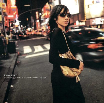 PJ HARVEY Stories From The City, Stories From The Sea - Vinyl LP (black)