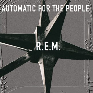 R.E.M. Automatic For The People - Vinyl LP (black)