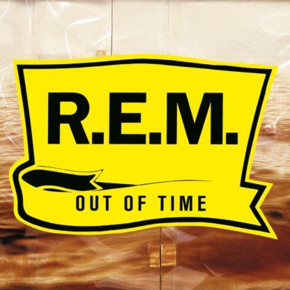 R.E.M. Out Of Time - Vinyl LP (black)