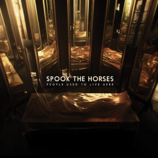 SPOOK THE HORSES People Used To Live Here - Vinyl LP (black)