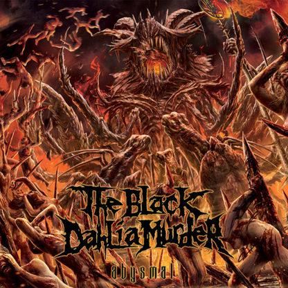 THE BLACK DAHLIA MURDER Abysmal - Vinyl LP (black)