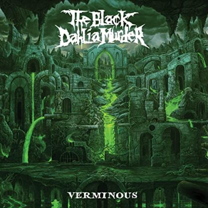 THE BLACK DAHLIA MURDER Verminous - Vinyl LP (purple black marble)