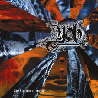 YOB The Illusion Of Motion - Vinyl 2xLP (red yellow inkspot)