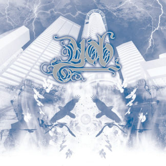 YOB The Unreal Never Lived - Vinyl 2xLP (silver blue corona)