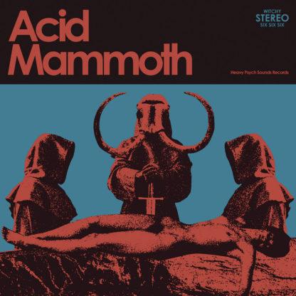 ACID MAMMOTH St - Vinyl LP (yellow black)