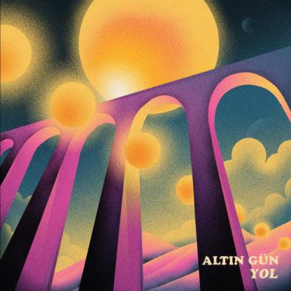ALTIN GÜN Yol - Vinyl LP (black)