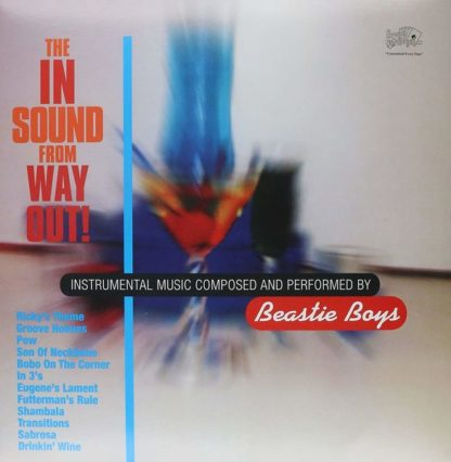 BEASTIE BOYS The In Sound From Way Out! - Vinyl LP (black)