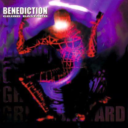 BENEDICTION Grind Bastard - Vinyl 2xLP (silver) + CD