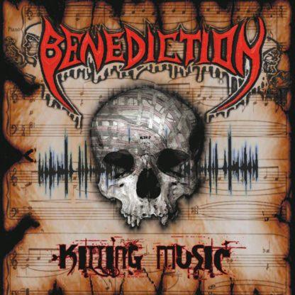 BENEDICTION Killing Music - Vinyl LP (silver) + CD