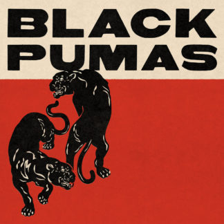 "BLACK PUMAS S/t (Super deluxe edition) - Vinyl 2xLP (gold / black red marble) + Vinyl 7"" (black)"