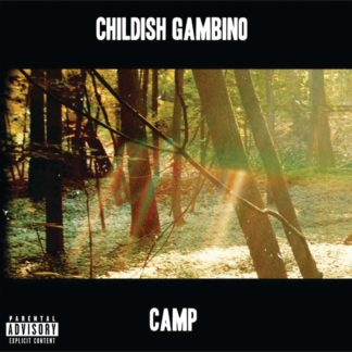 CHILDISH GAMBINO Camp - Vinyl 2xLP (black)