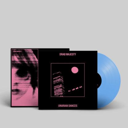 DRAB MAJESTY Unarian Dances - Vinyl LP (clear blue)