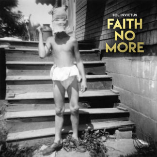 FAITH NO MORE Sol Invictus - Vinyl LP (black)