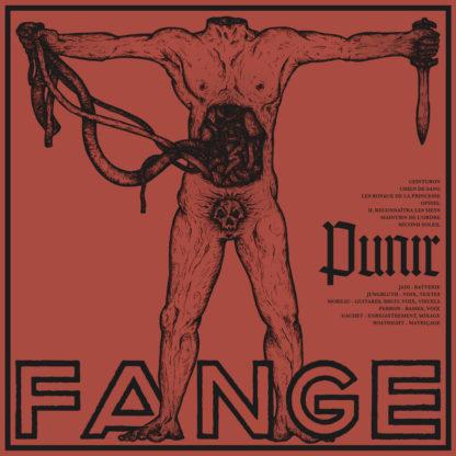 FANGE Punir - Vinyl LP (suze)