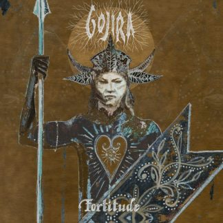 GOJIRA Fortitude - Vinyl LP (beige black)
