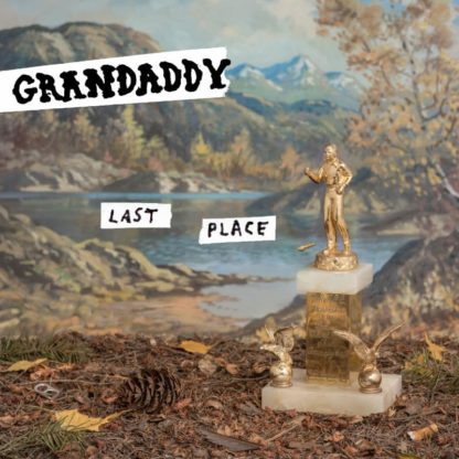 GRANDADDY Last Place - Vinyl LP (brown)