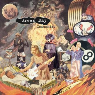 GREEN DAY Insomniac 25th anniversary edition - Vinyl 2xLP (black)