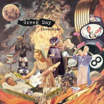 GREEN DAY Insomniac 25th anniversary edition - Vinyl 2xLP (black)