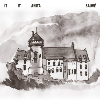 IT IT ANITA Sauvé - Vinyl LP (gold | black)