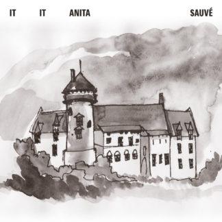 IT IT ANITA Sauvé - Vinyl LP (gold | black)