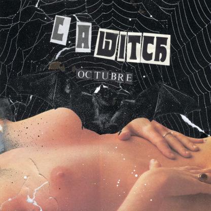 L.A. WITCH Octubre - Vinyl LP (orange)