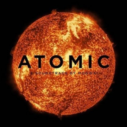 MOGWAI Atomic Ost - Vinyl 2xLP (black)