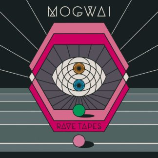 MOGWAI Rave Tapes - Vinyl LP (black)