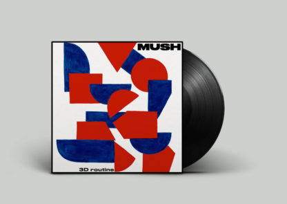 MUSH 3d Routine - Vinyl LP (black)