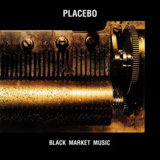 PLACEBO Black Market Music - Vinyl LP (black)