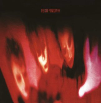 THE CURE Pornography - Vinyl LP (black)