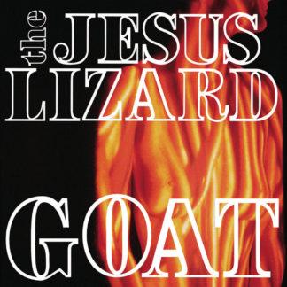 THE JESUS LIZARD Goat - Vinyl LP (black)