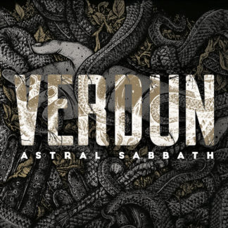 VERDUN Astral Sabbath - Vinyl 2xLP (gold with white marble)