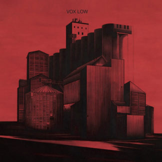 VOX LOW S/t - Vinyl LP (black)