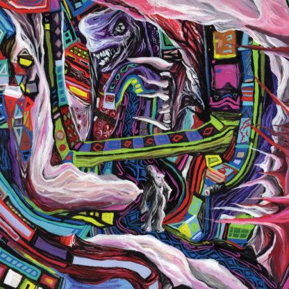 YAUTJA The Lurch - Vinyl LP (neon violet)