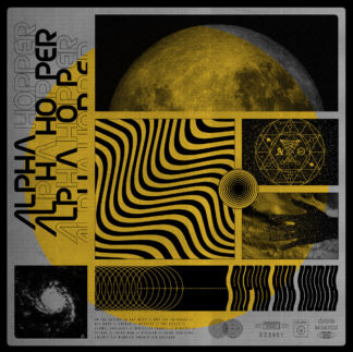ALPHA HOPPER Alpha Hex Index - Vinyl LP (sun haze)