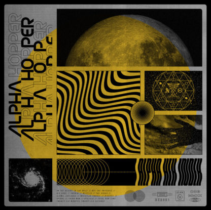 ALPHA HOPPER Alpha Hex Index - Vinyl LP (sun haze)