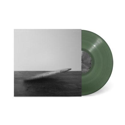 BIG BRAVE Vital - Vinyl LP (translucent olive green)