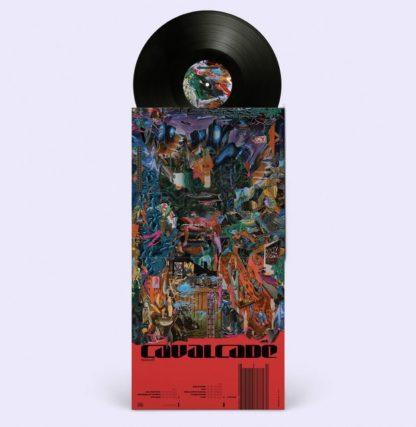 BLACK MIDI Cavalcade - Vinyl LP (black)